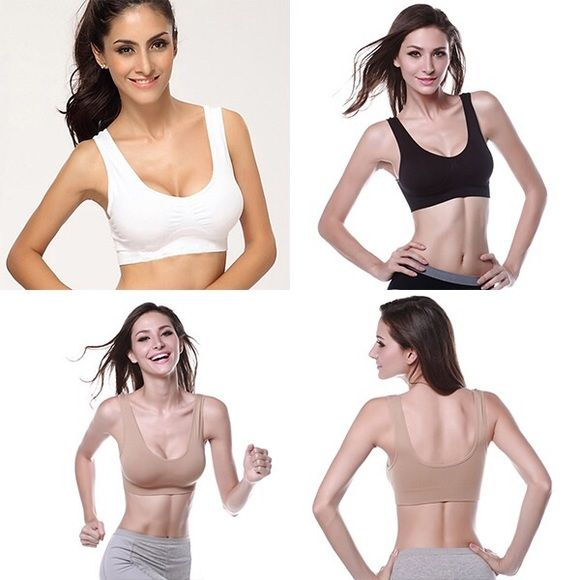 Available In Camel or Black Seamless Bra  Coming Soon In All Colors.                                                        Seamless Comfy Bra                                                     Listing is for one Seamless bra                               Comment below with color and size - I will create a personalized listing for you Intimates & Sleepwear Bras