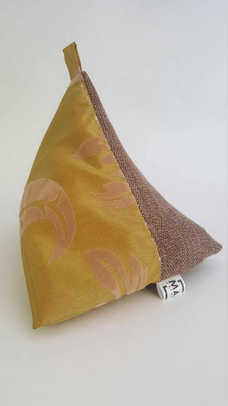 Excited to share the latest addition to my #etsy shop: Fabric Doorstop, Doorstopper, Door Jam, Sunshine Woodlands, MAUD 07 http://etsy.me/2Cpyd4M #housewares #homedecor #brown #yellow #entryway #fabricdoorstops #fabricdoorstoppers #fabricdoorstop #fabricdoorstopper