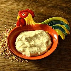 Mexican White Sauce Allrecipes.com (this is my go to white sauce for mexican night in our home, everyone loves it)