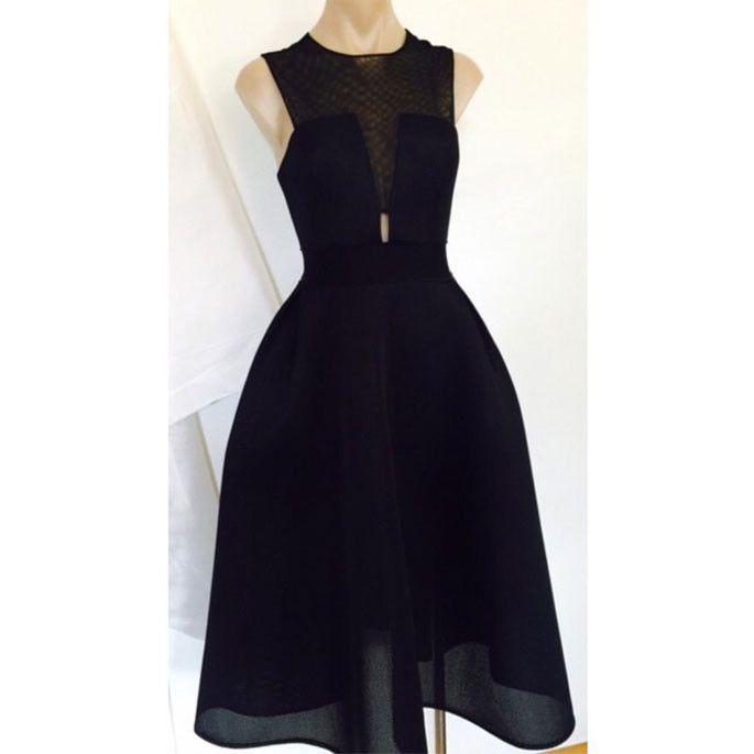 Eileen Kirby - Wish Dress Black
