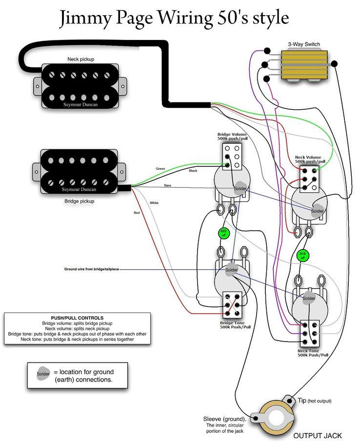 Unique Wiring Diagram for EpiPhone Les Paul Special #