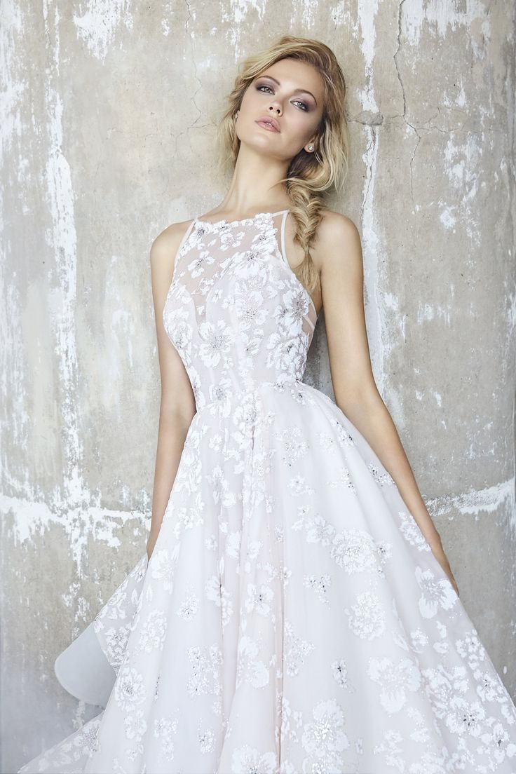44 best Hayley Paige images on Pinterest | Short wedding gowns ...
