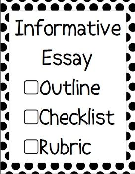 essay outline guide
