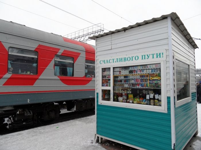 Interview with Katie about the Trans Siberian train journey