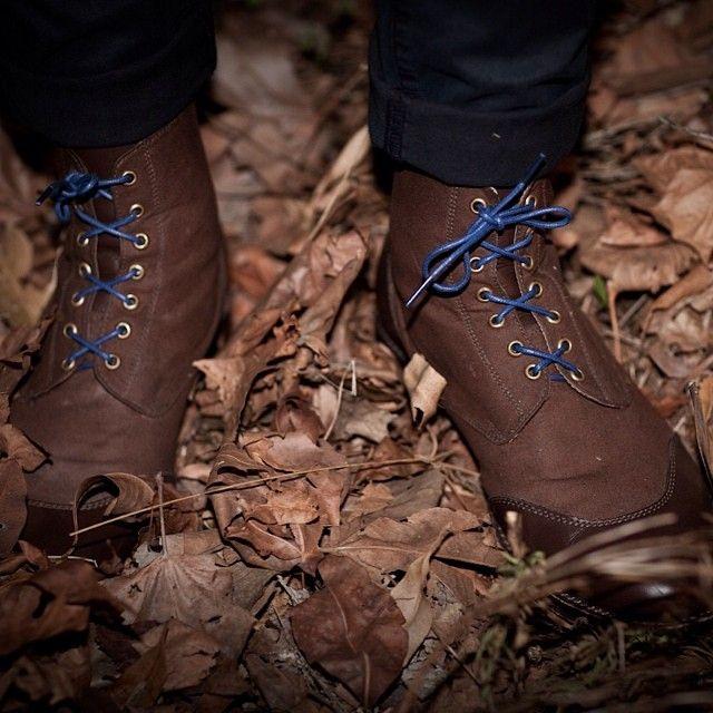 We are the Mavericks of the night. #maverickslaces #laces #blue