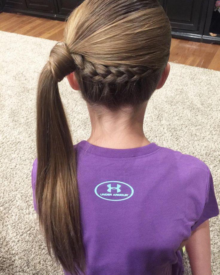 50 Cute Little Girl Hairstyles u2014 Easy