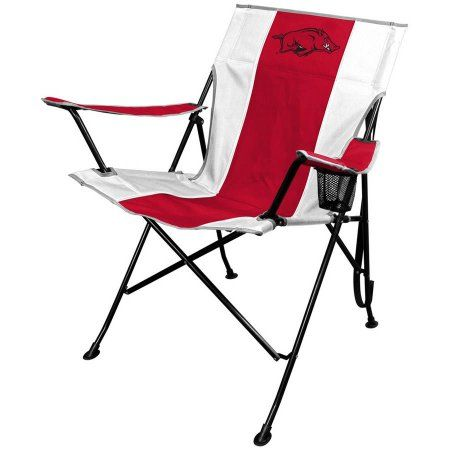 Ncaa Arkansas Razorbacks Tailgate Chair by Rawlings, Multicolor