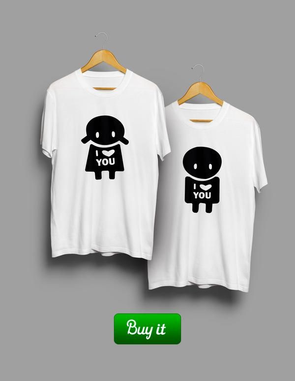 || Отличный способ признаться в любви - подарить половинке такую футболку. Это мило, это заботливо и это очень практично. Пользуйтесь. #together #love #couple #husband #wife #forever #heart #любовь #girlfriend #boyfriend #Tshirt #любовь #пара