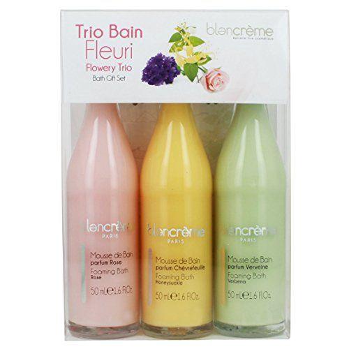 nice bubble bath sets. gift set bubble bath flowery trio nice sets