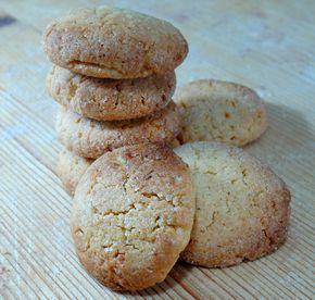 biscotti al limone con farina di mais ricetta arte in cucina