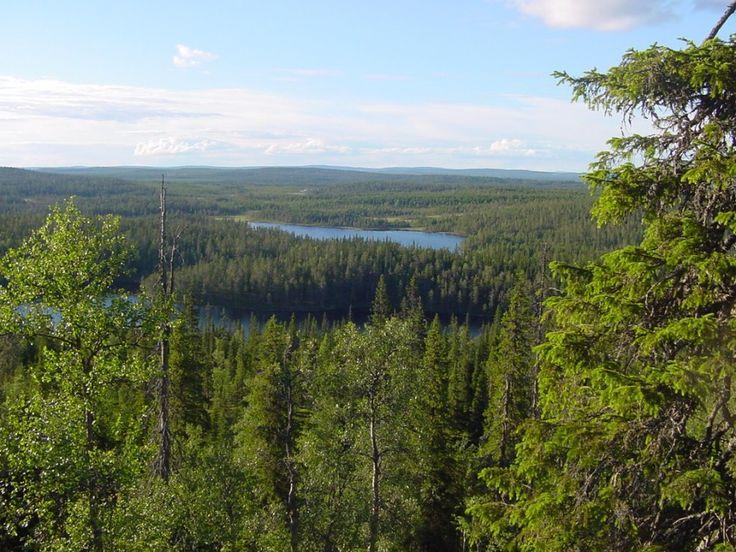 Karhunkierros, Kuusamo, Finnish Lapland. Photo by Silvia Moggia, Silvia's Trips
