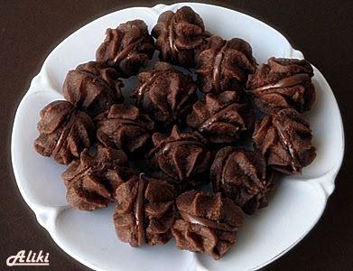 Μυρωδιές και νοστιμιές: Chocolate melting moments