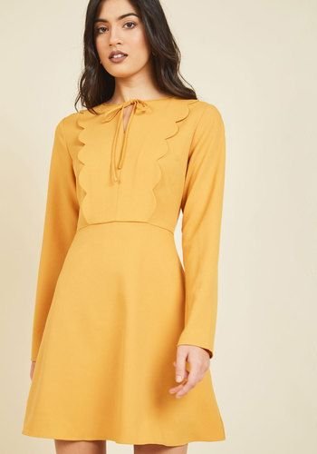 1960s Style Dresses- Retro Inspired Fashion Hit the Book Sale A-Line Dress $79.99 AT vintagedancer.com