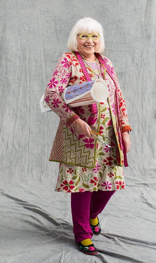 Gudrun Sjöden, Swedish designer