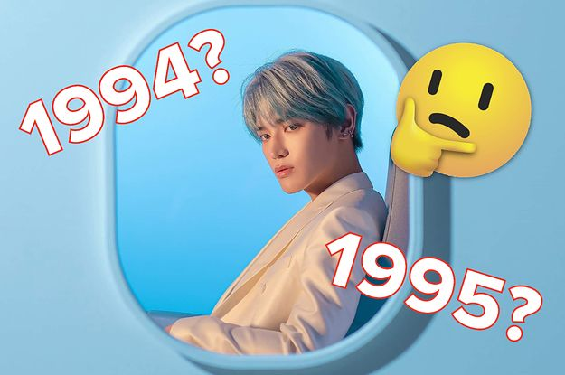 Do You Know What Year These K Pop Idols Were Born Personality Quizzes Tumblr Posts Funny Tumblr Posts