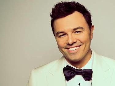 Thank you Seth MacFarlane for pushing boundaries for our entertainment. You gross me out, make me laugh til I cry, and inspire me to ask more of myself.