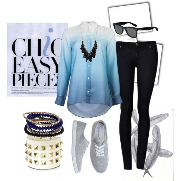 """Grey Scale"" by chinaparado on Polyvore"