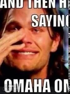 tom brady cry baby