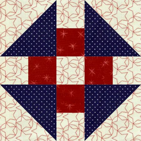 Churn Dash Quilt Block Quilt Churn Dash Quilt And For The