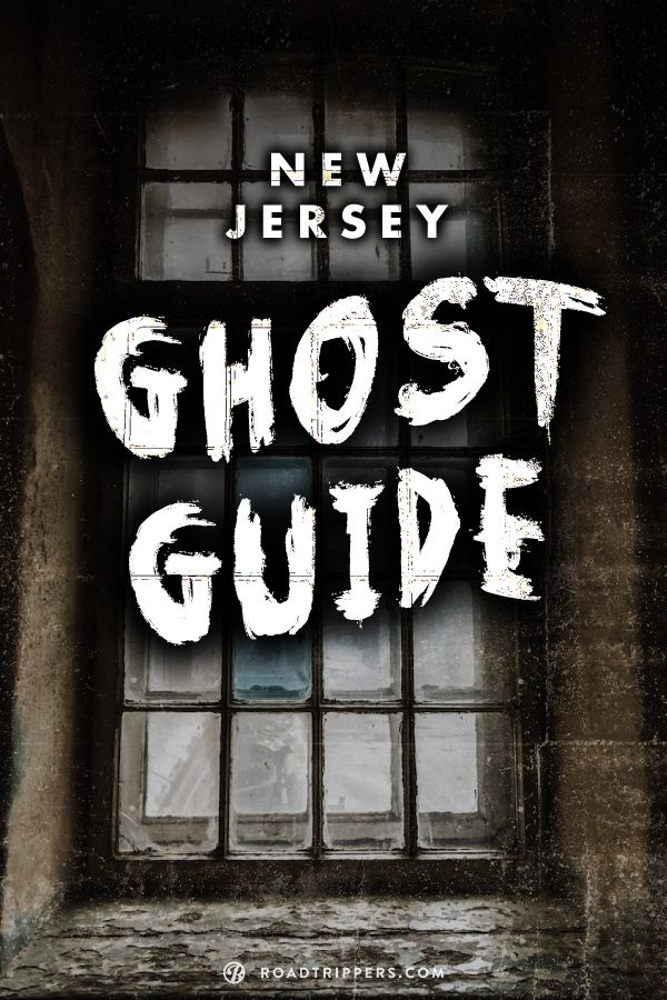 If your seeking some seriously spooky destinations then New Jersey is for you with this Ghost Guide.