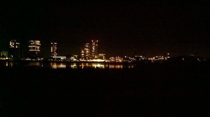 Amager skyline