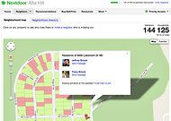 """5-13-2012 Nextdoor.com: An online network defined by real-life proximity. >>                         Neighborhood identity has not been destroyed by the Internet. Robert J. Sampson, a sociology professor at Harvard, says: """"There's a common misreading that technology inevitably leads to the decline of the local community. I don't believe that. Technology can be harnessed to facilitate local interactions."""""""