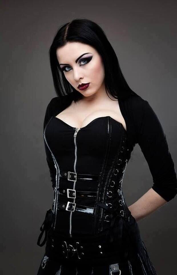 Have sexy cyber fetish clothing want