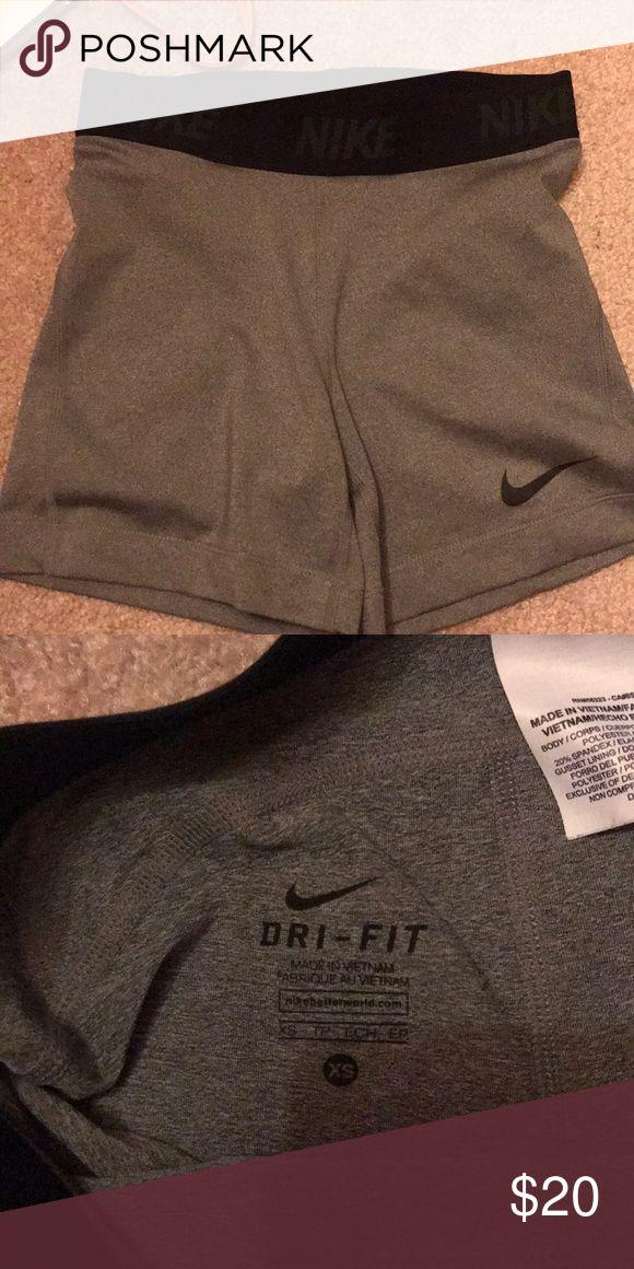 Nike Compression Shorts grey nike compression shorts (dri-fit) Nike Other