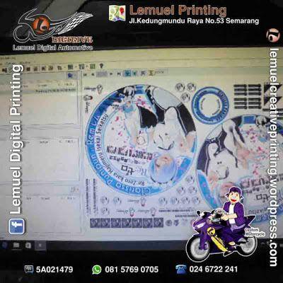 Custom Sticker Itachari Thema Clarissa Punipun Berkualitas By DIGITIVE