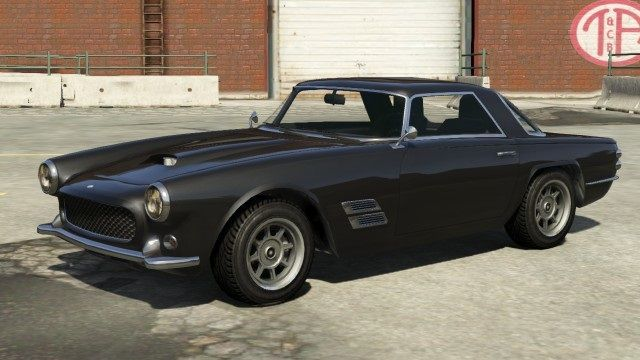Lampadati Casco Hardtop Gta Online Front View Gta Sports