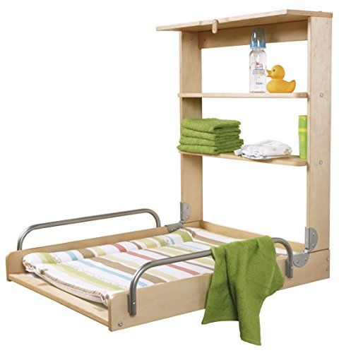 Best 25 changing tables ideas on pinterest diy changing for Fasciatoio a muro ikea