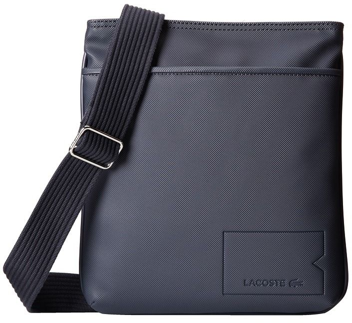 Lacoste Classic Flat Crossover Bag Cross Body Handbags