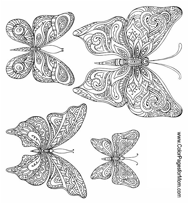 whimsy coloring page 43 bug coloring pagescolor - Bug Coloring Pages