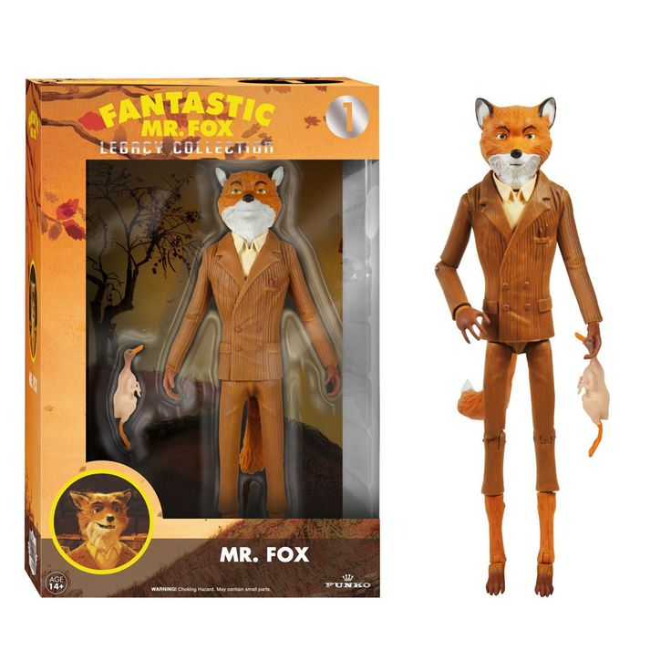 Funko Fantastic Mr. Fox Legacy Collection Action Figure