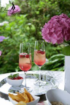 Fruchtiger Beeren Apperitif