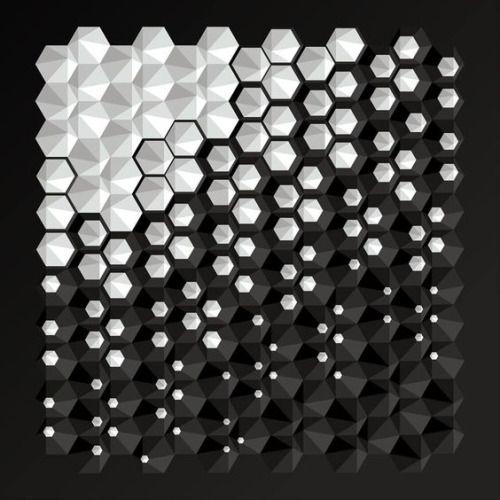Visual Torque Mesh Texture In 2019 Geometric Designs