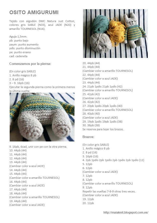 maia_knit, maia, maiaknit, maia knit, amigurumi, crochet, ganchillo, knit, punto, knitting, diy, diy facil, patron, cosas chulas, bilbao, olannworld