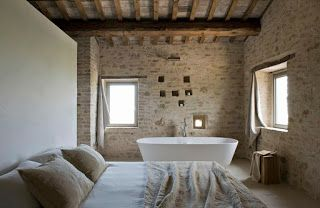 Wonderful Old Farmhouse Revamped in Modern Touch