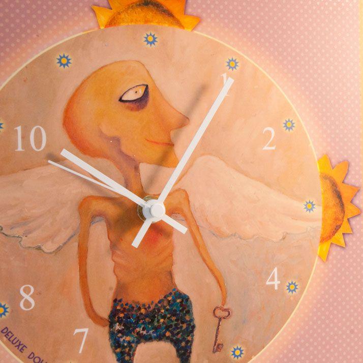 Angel Clock by Deluxe Dollz