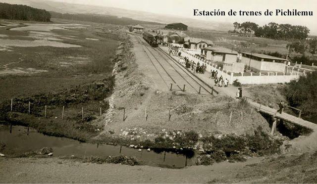 Imágenes de Chile del 1900: Peumo, Marchigüe, Pichilemu y Rengo