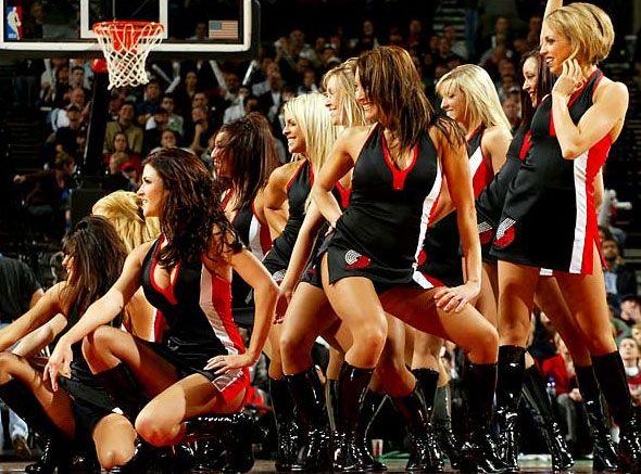 Portland Trail Blazers | Cheerleaders