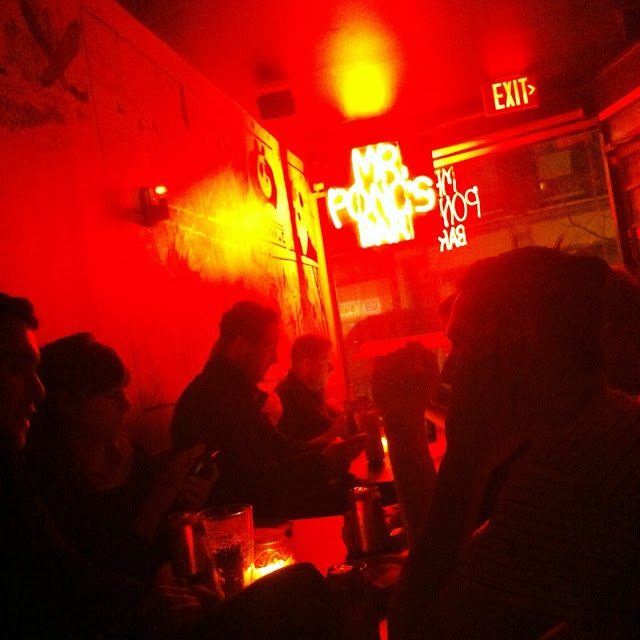 Mr. Pong's Bar - Toronto, Ontario