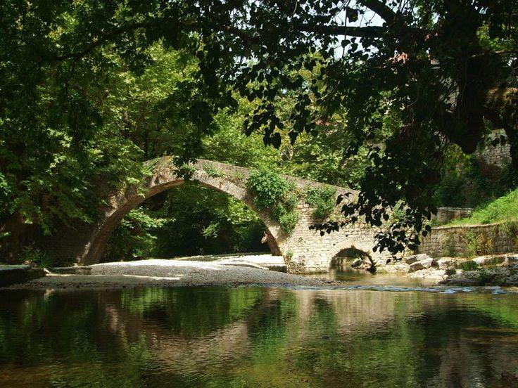 Vrosina Bridge/ Γεφύρι Βροσίνας