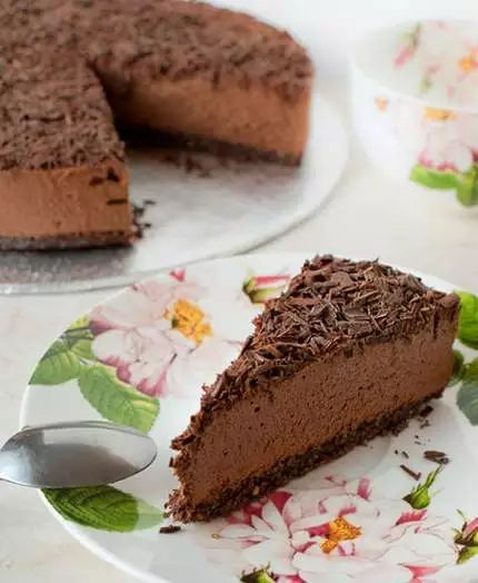 cheesecake vegan 5 cioccolato