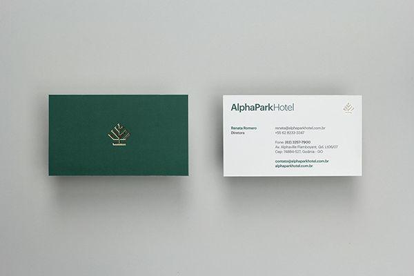 AlphaPark on Behance