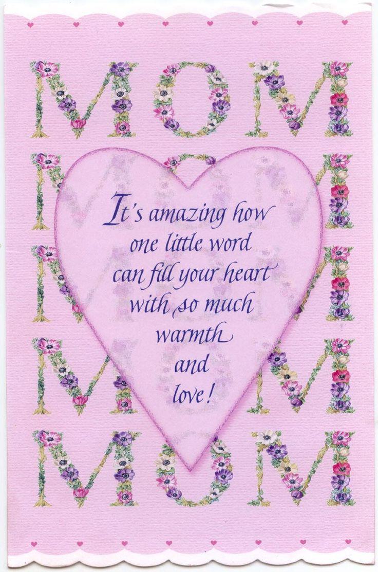 The 25 best ideas about Happy Birthday Mummy – Mummy Birthday Card