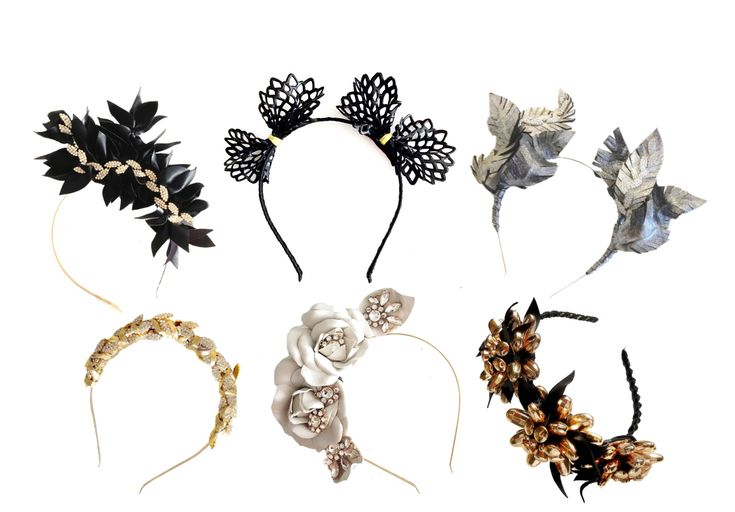 If you are on the search for this year's biggest millinery trend then look no further, the headband will be everywhere this spring. From delicate lace, carefully cut leather blooms and glistening metallic crowns we've found a piece to suit every budget and personality.