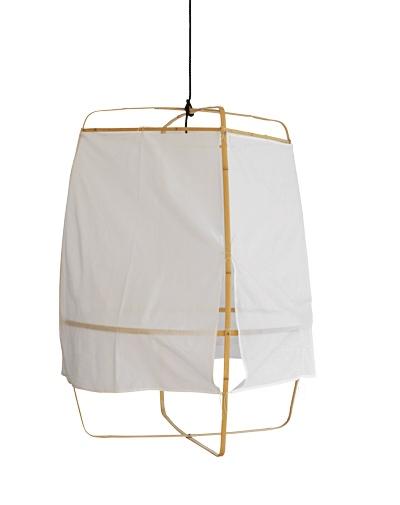 kvist: Ny lampe