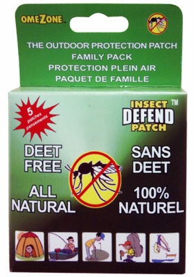 THE INSECT DEFEND PATCH: What is the Insect DEFEND Patch?