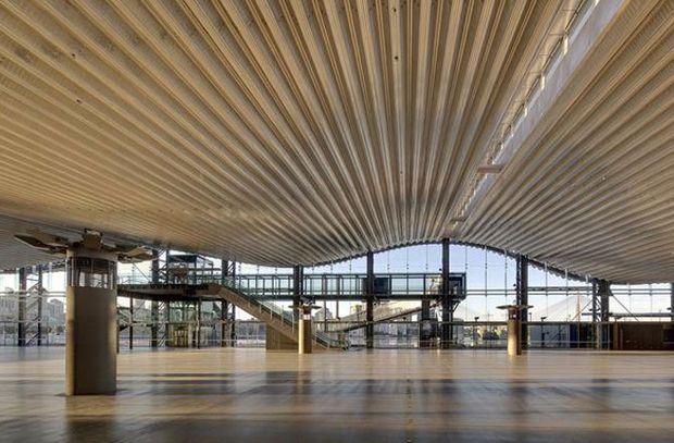 """Johnson Pilton Walker Architects ganó por su diseño de la terminal de cruceros de Sydney, Australia, en la categoría de """"Transporte""""."""